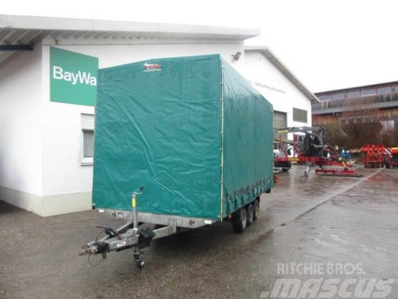 Vezeko Hochlader 3500 kg #445