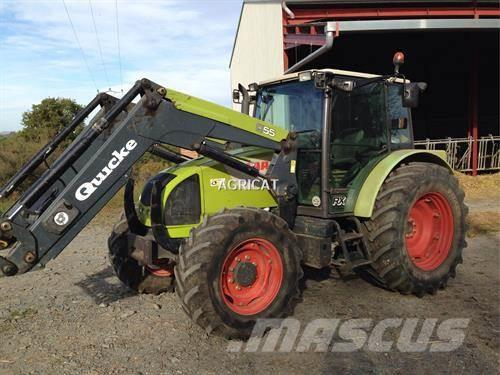 Used claas celtis 446 rx p tractors year 2008 price for Chambre agricole