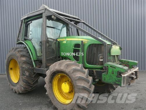 tracteur forestier immatriculation