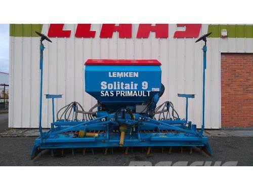 Lemken SOLITAIR 9, 2004, Drills