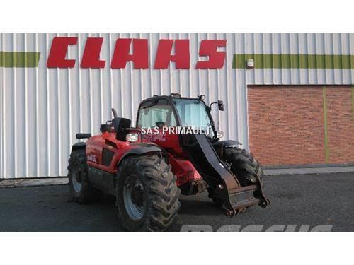 Manitou MLT 634