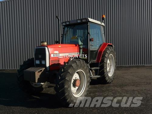 Massey Ferguson 6160, France, 1966- tractors for sale - Mascus Canada