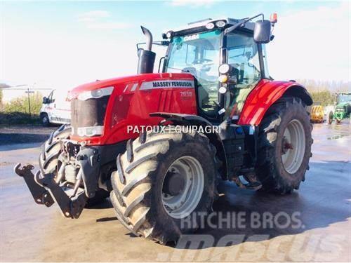 Massey Ferguson 7619 DYNA VT