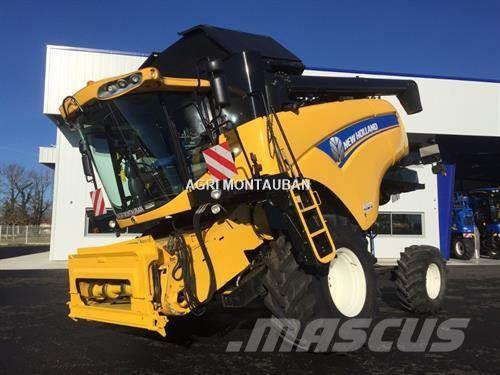 New Holland CX6090 Latérale 4*4 Lève AR