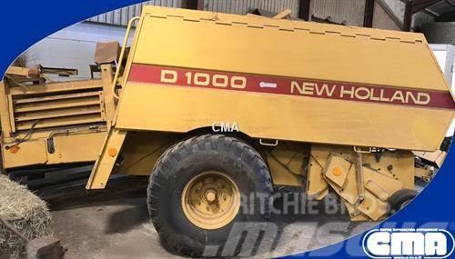 New Holland D1000