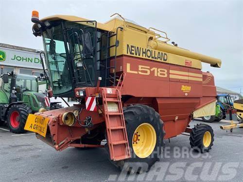 New Holland L518