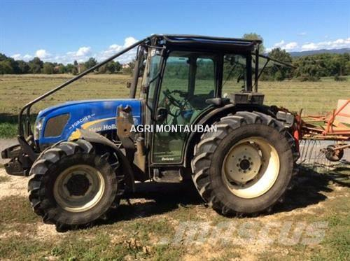 New Holland T 4050 LUXE + BATI