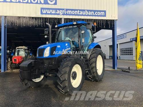 New Holland T 6.120 EC