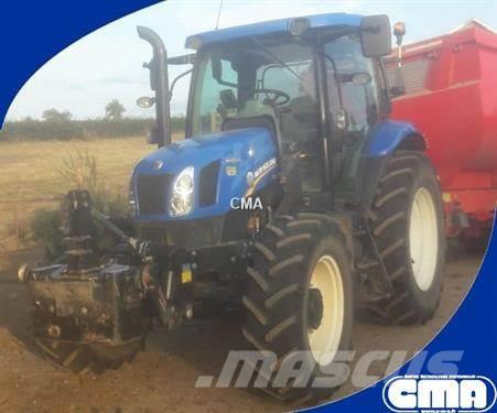 New Holland T6 150 AUTO COMMAND , 2015 - Tractors - Mascus
