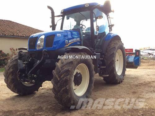New Holland T6 165 EC