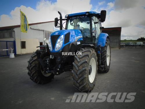 New Holland T7.210PC