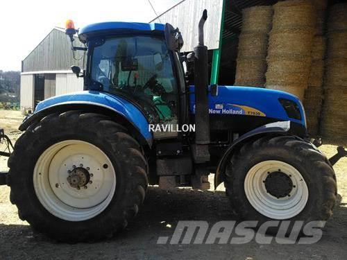 New Holland T7030ELITE