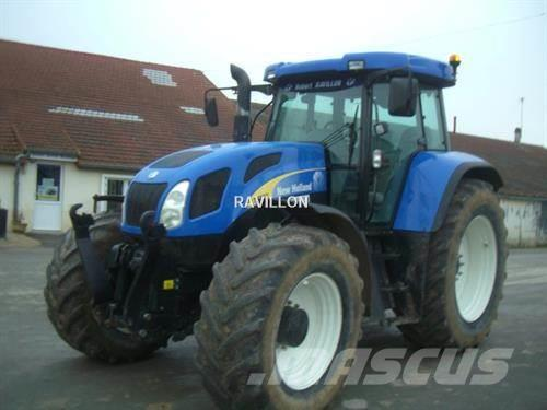New Holland T7550ELITE