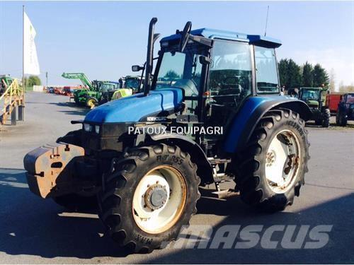 new holland ts 110 occasion prix  12 900  u20ac  ann u00e9e d