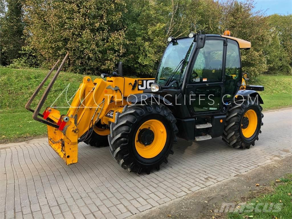 JCB Loadall 531-70 Agri Super
