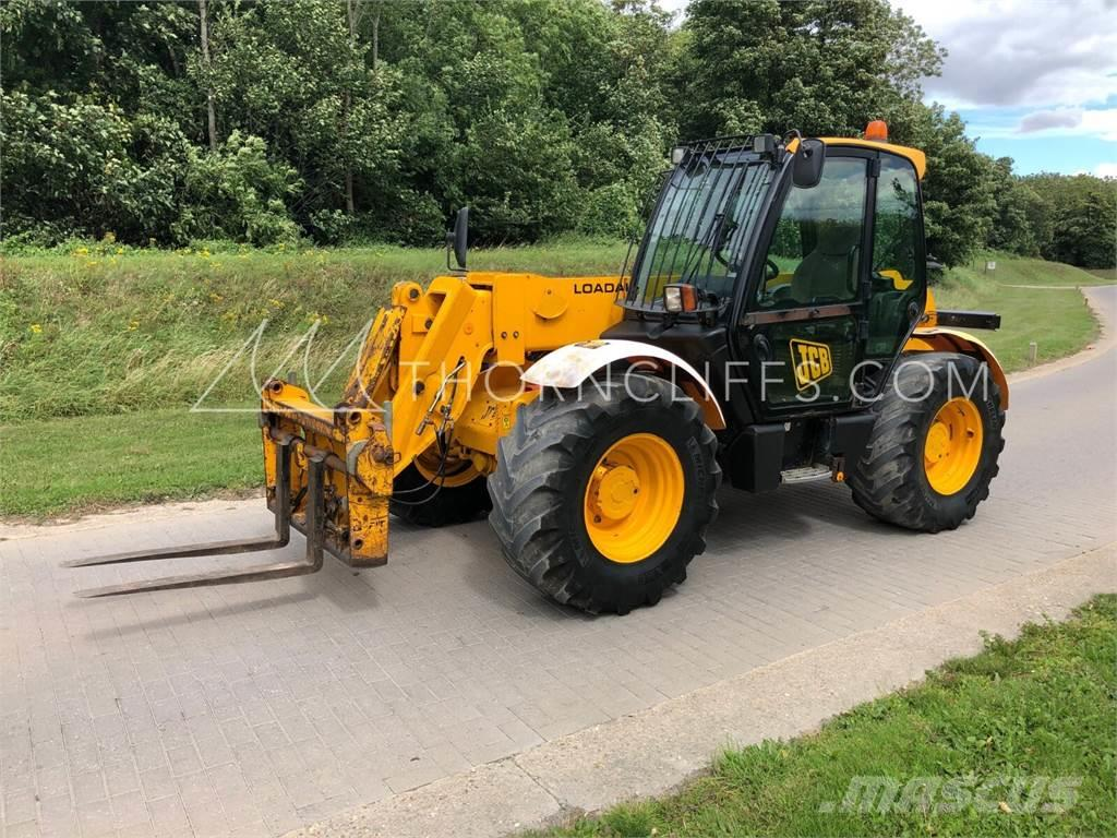 JCB Loadall 540-70 Farm Special Super