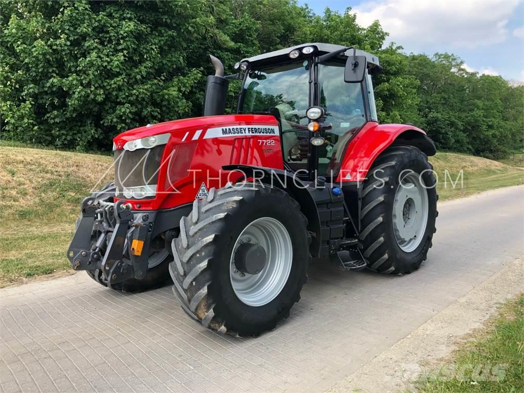 Massey Ferguson 7722 Dyna 6 Efficient