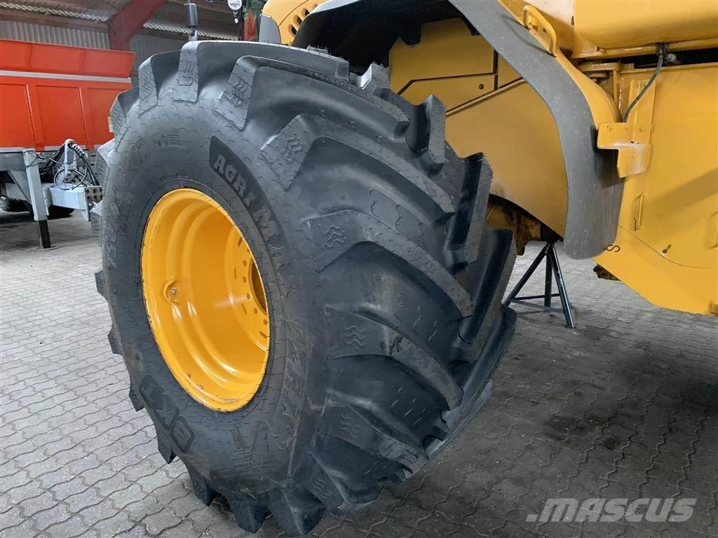 BKT 750/65 R26 NYE KOMPLETTE HJUL!