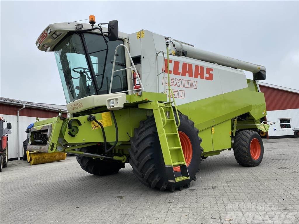 CLAAS Lexion 450 MED C660 SKÆREBORD!