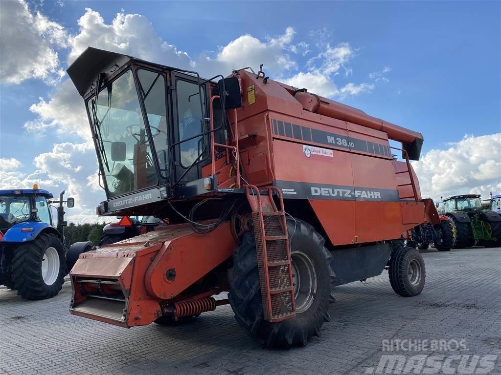 Deutz-Fahr M 36.10 MED HYDRO OG 15 FODS SKÆREBORD!