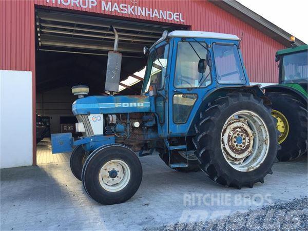 Ford 6610 KØRER PERFEKT