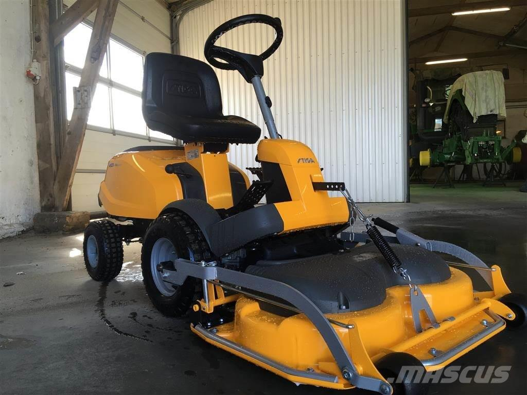 used stiga villa 14 hst fabriksny kvalitets maskine compact tractors year 2018 price 2 934. Black Bedroom Furniture Sets. Home Design Ideas