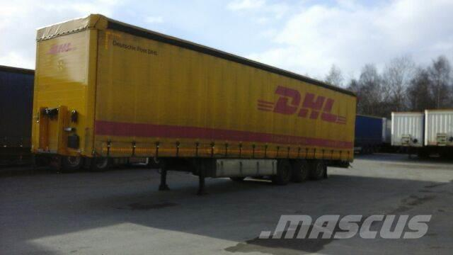 Kögel Curtainsider
