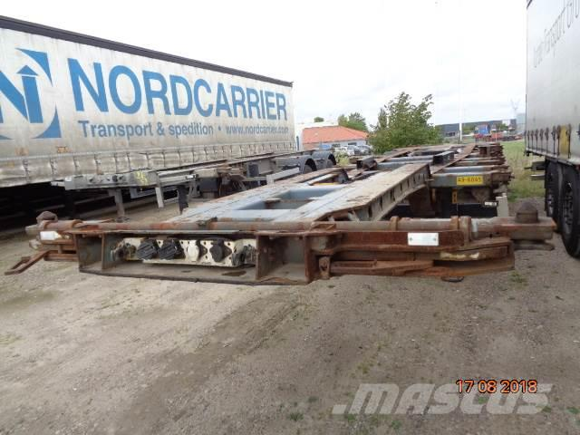 Krone Chassis