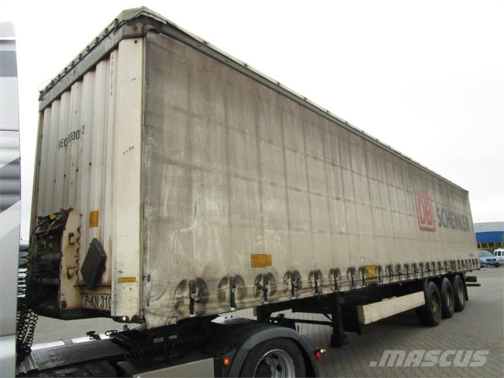 Krone Curtainsider