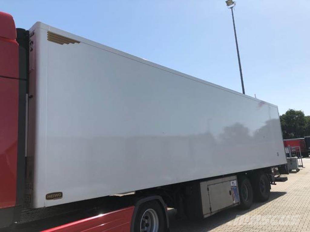 Pacton Reefer Trailer