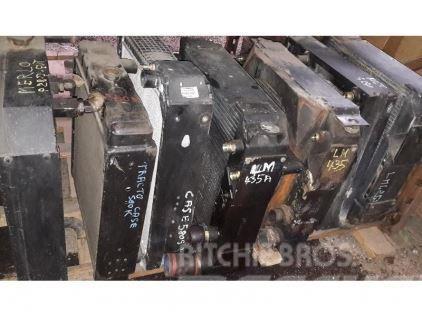 Case IH 580 SR TRACTO