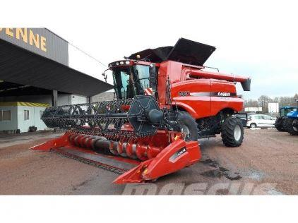 Case IH AXIA-FLOW7088