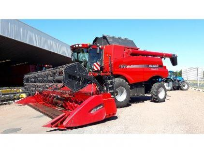 Case IH AXIAL-FLOW8120