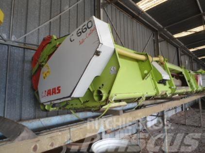 CLAAS C660