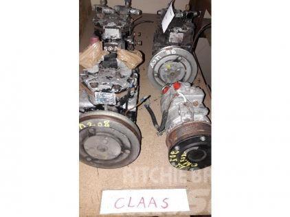CLAAS LEXION 508