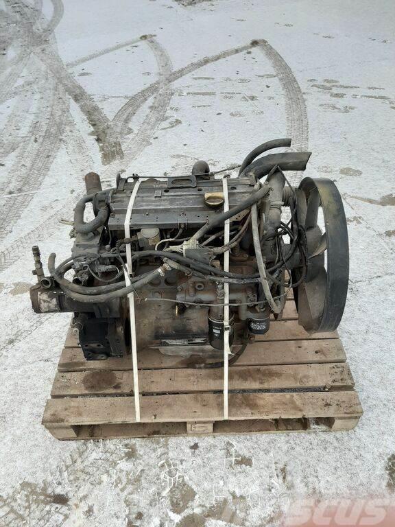 Deutz BF4M 1012 E do remontu