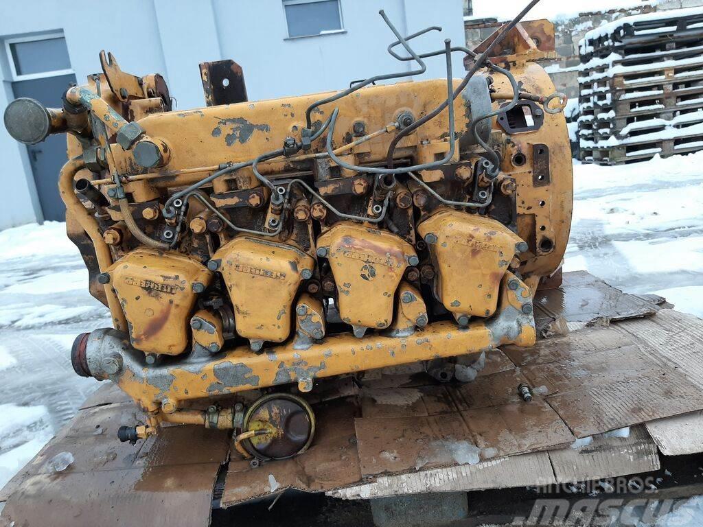 Liebherr Silnik niekompletny 904 NA