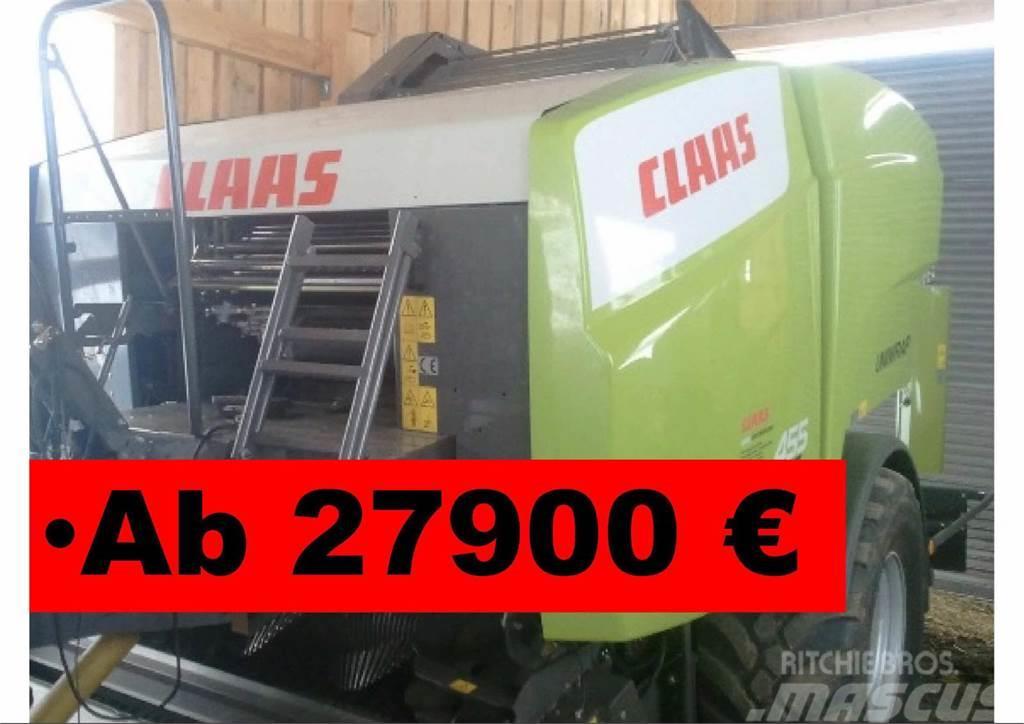 CLAAS Uniwrap R 455 RC 25
