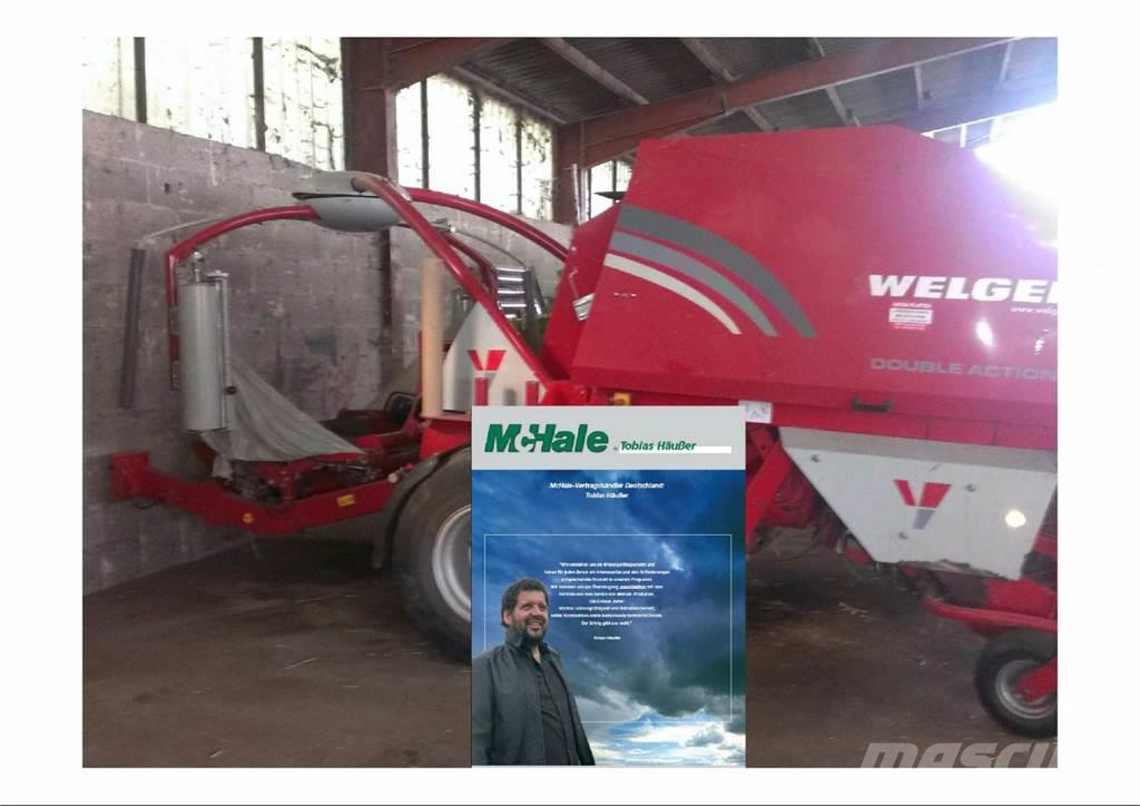 Welger Double action 235