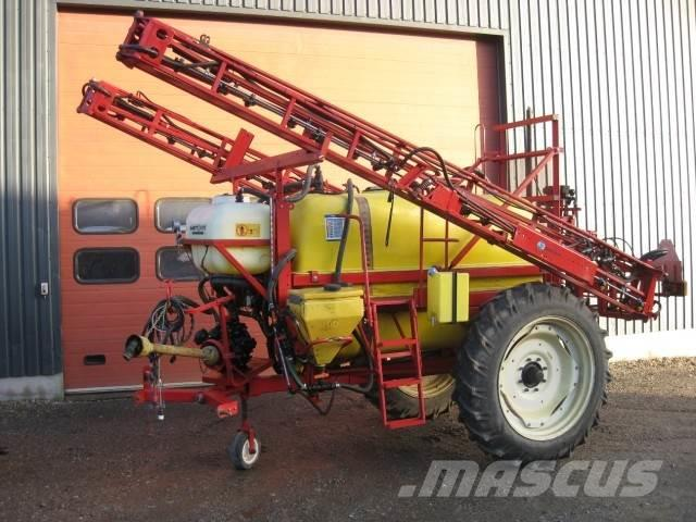 Gambetti Export TESV2500 ltr 20 meter