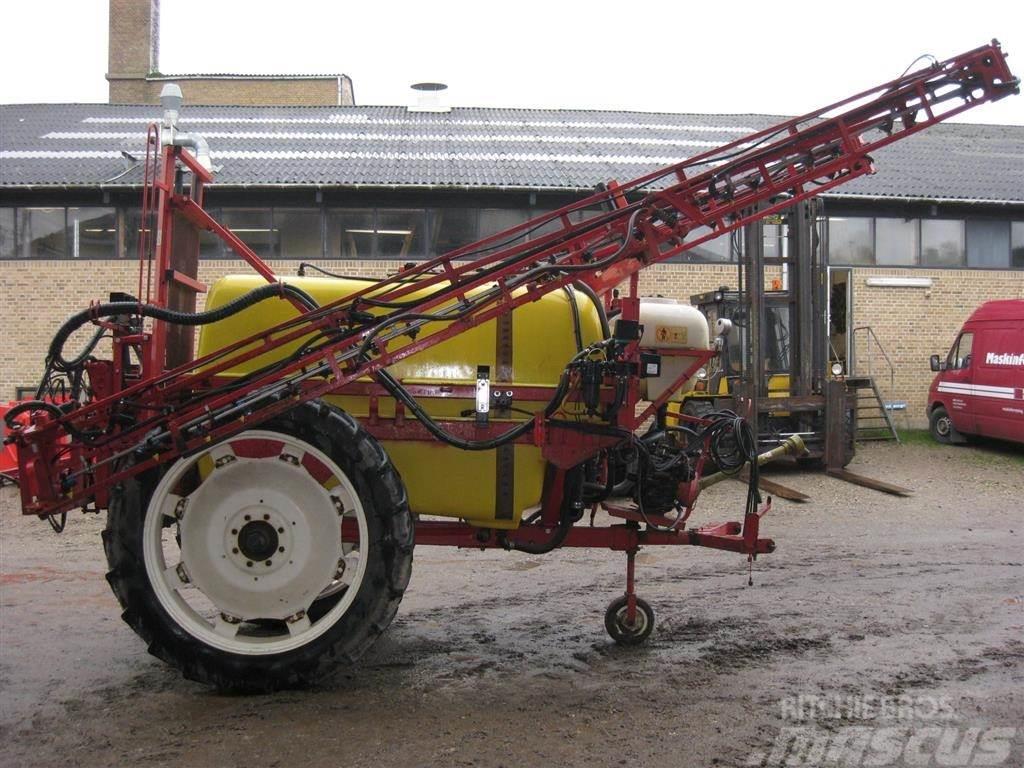 Gambetti Export 2500 ltr. 21 meter
