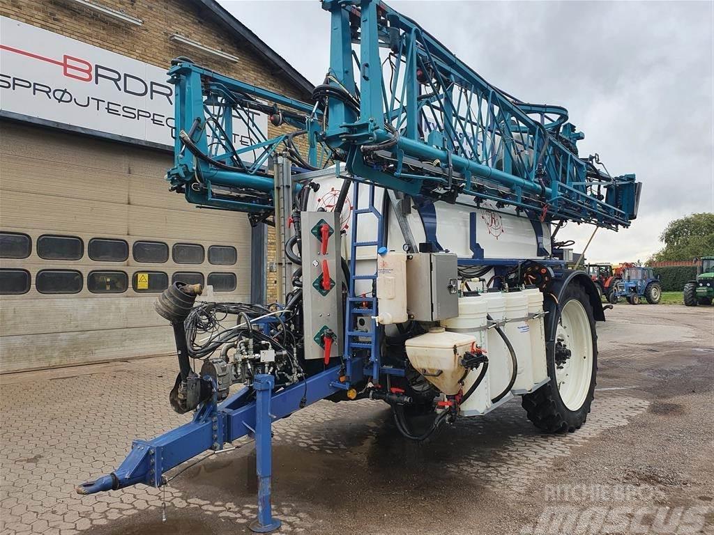 Kyndestoft 8400 liter 24/30 meter - ALT i udstyr