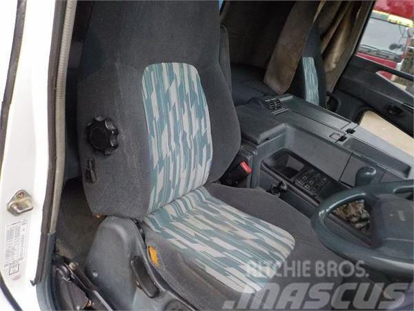 Mitsubishi PJ-FV50JX, 2007, Tippbilar