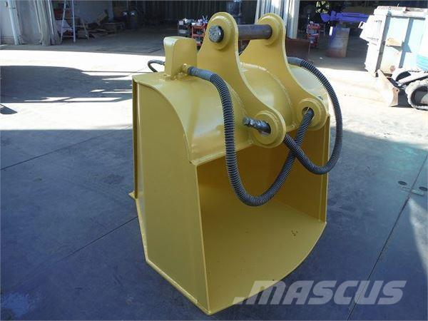 [Other] [NCB0001] Concrete hopper bucket for excavator