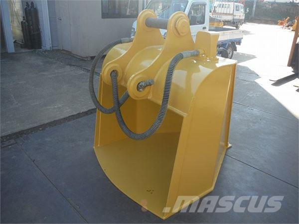 [NCB0001] Concrete hopper bucket for excavator, Buckets