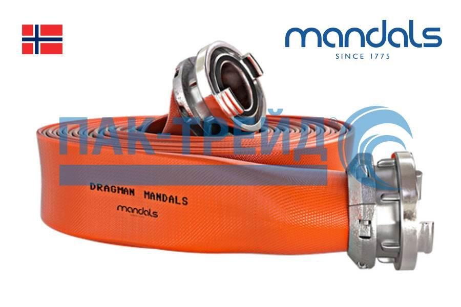 [Other] MANDALS Плоскосворачиваемые, мягкие шланги Mandals