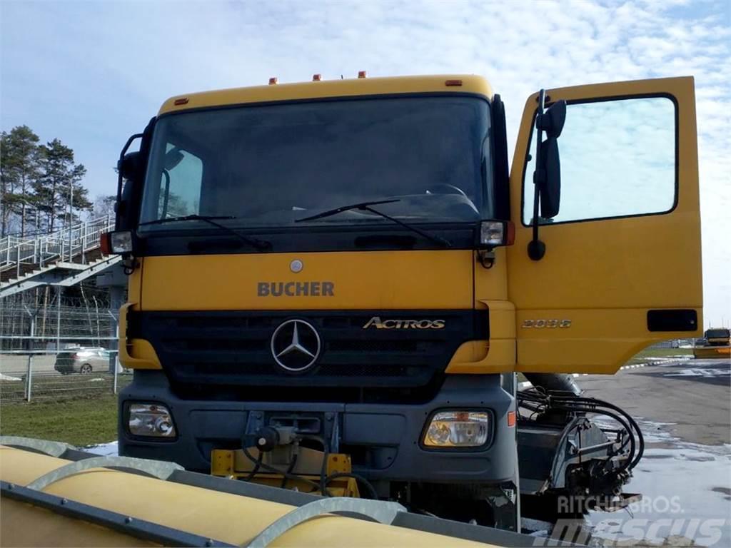 Bucher CityCat Bucher Schoerling Р 21 Compact