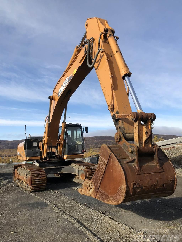 CASE CONSTRUCTION EQUIPMENT Case CX350B