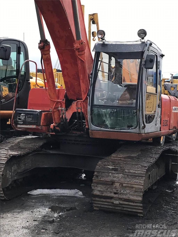 Hitachi CONSTRUCTION MACHINERY CO., LTD. Hitachi EX220-5