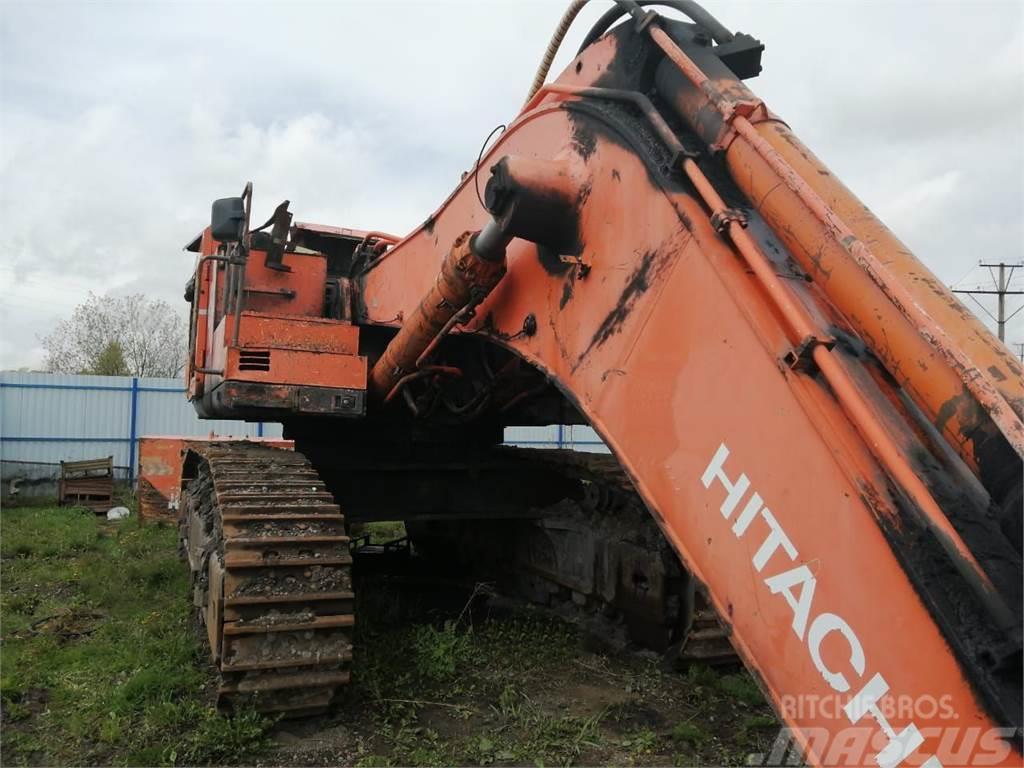 Hitachi CONSTRUCTION MACHINERY CO., LTD. Hitachi ZX850LC-3
